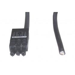 Câble d'alimentation norme HO5 WF 1 connecteur