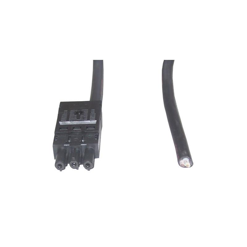 Câble d'alimentation avec connecteur wealand