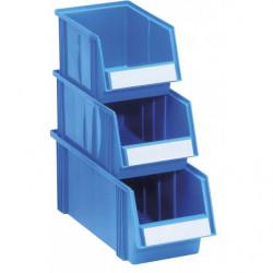 Bac de stockage contenance 7,2 l (L 186 x P 400 x 156 mm)