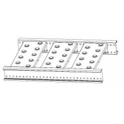 Table à billes largeur RL 652 mm