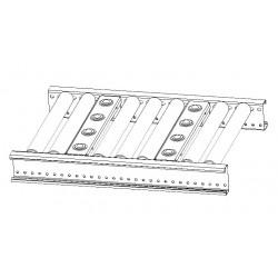 Transfert billes pneumatiques largeur RL 652 mm