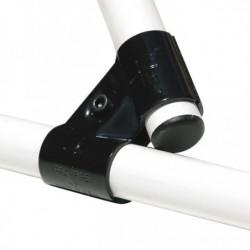 Jonction 2 tubes à 45° (L)