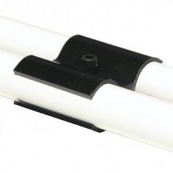 Jonction 2 tubes parallèles (F)