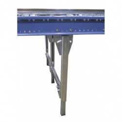 Piétement acier largeur RL 652