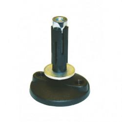 Pied vérin Ø 38 mm