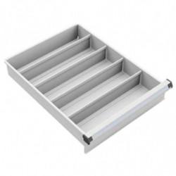 Aménagement de tiroir pour bloc largeur L 450 mm