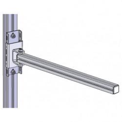 Support en profilé aluminium