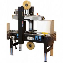 Adhésiveuse autoréglable pour cartons jusqu'à 650 mm de largeur