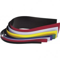 Bande magnétique couleur