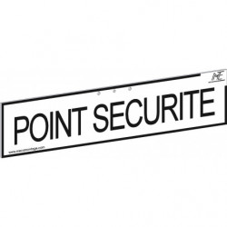 "Bandeau ""POINT SECURITE"""