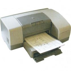 Feuille magnétique pour imprimante à jet d'encre