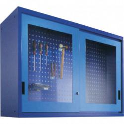 Armoire suspendue avec fenêtres plexiglass