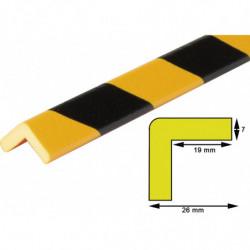Protection d'angle d'étagère