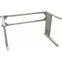 Poste de travail ergonomique hauteur réglable - Structure TPAL sans cadre