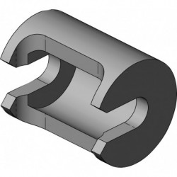Connecteur Ø 28 mm