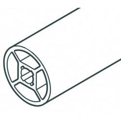 Profilé cylindrique