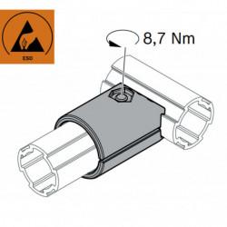 Jonction 2 tubes à 90°