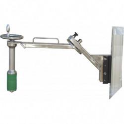 Prise bobine expansion manuelle et retournement à 90° manuel