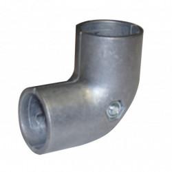 Jonction d'angle 2 tubes à 90°