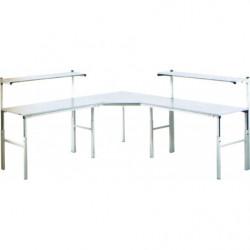 Table d'angle LPH hauteur réglable