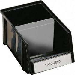 Bac de stockage contenance 5 l (L 186 x P 300 x 156 mm)