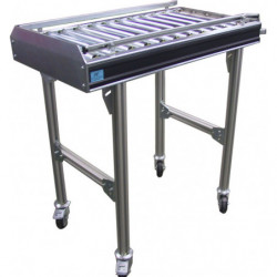 Piétement aluminium largeur RL 452