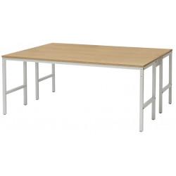 Table hauteur fixe simple ou double