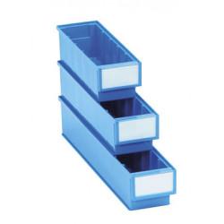 Bac d'étagère capacité 1,9 l (L 92 x P 400 x 82 mm)