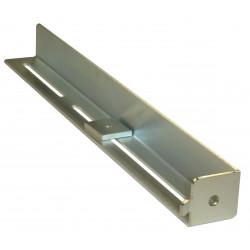 Cornière de fixation pour bloc tiroir sous poste de travail DPAL, TPAL, TPALM, TPALE, AL 40x40