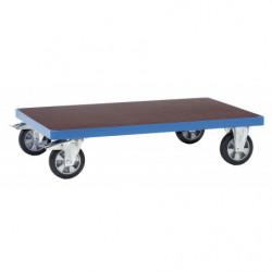 Chariot charge lourde plateforme de base