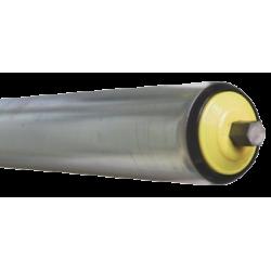Rouleaux libres - acier zingué - Ø 50 mm - larg. RL 852 mm