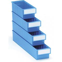 Bac d'étagère capacité 4,5 l (L 132 x P 500 x 100 mm)