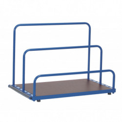Rack porte-panneaux modulable
