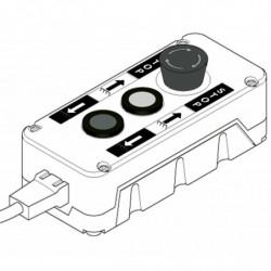 Interrupteur manuel Basic pour élévateur de caisses