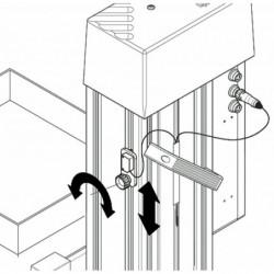 Unité de capteur Comfort pour élévateur de caisses