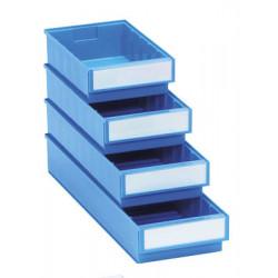 Bac d'étagère capacité 4,2 l (L 186 x P 400 x 82 mm)