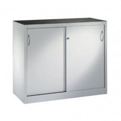 Armoire à portes coulissantes H 1000 mm