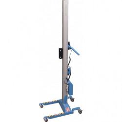 Mini chariot électrique pour la manutention de charges dans l'atelier