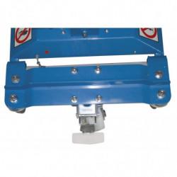 Système de freinage centralisé pour mini gerbeur électrique 90E