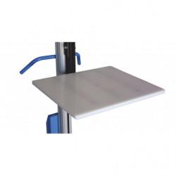 Tablette PEHD pour mini gerbeur électrique