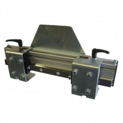 Support de fourche réglable pour mini gerbeur électrique