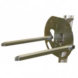Outil pour mini gerbeur électrique - Aide à la manutention sur rayonnage