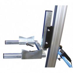 Prise axe ou tube pour mini gerbeur électrique