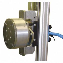 Plaque de rotation manuelle pour outil