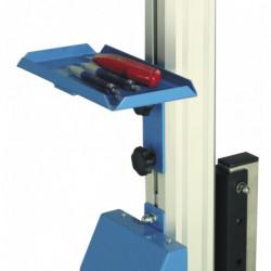 Tablette support outils pour mini gerbeurs électriques