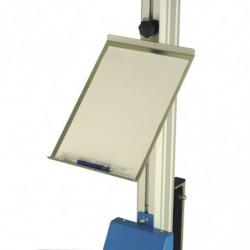 Support document A4 pour mini gerbeurs électriques