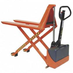 Transpalette haute levée électrique - Charge 1500 kg