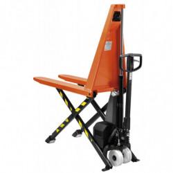 Transpalette haute levée électrique et mise à niveau automatique - Charge 1000 kg