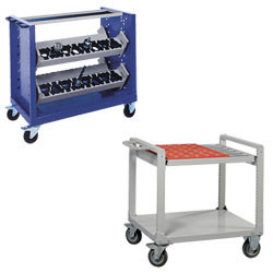 Chariot porte-outils CN