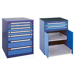 Armoires à tiroirs en promotion